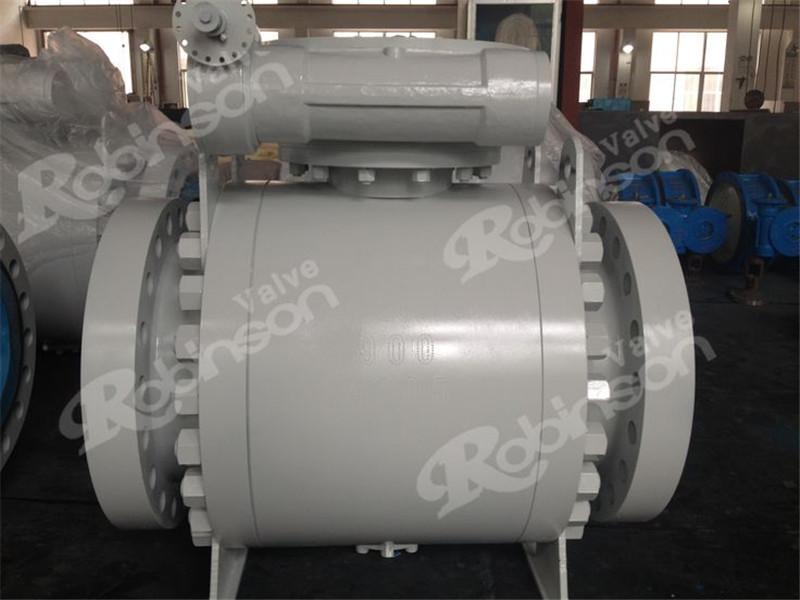 Ball valve for Oil and gas company