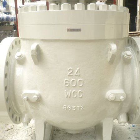 High Pressure Check Valve Ready For Ship To Russia