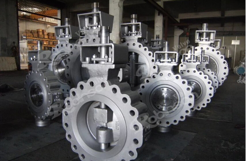 Lug Butterfly Valve High Pressure