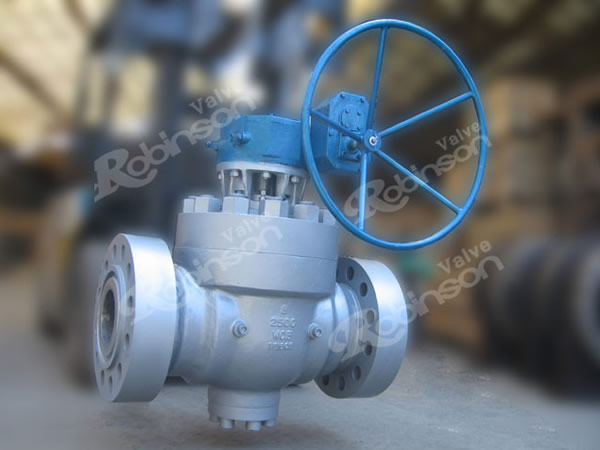 API6D Top Entry Ball Valve China Facotry
