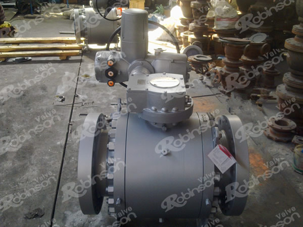 Forged Electric Ball Valve