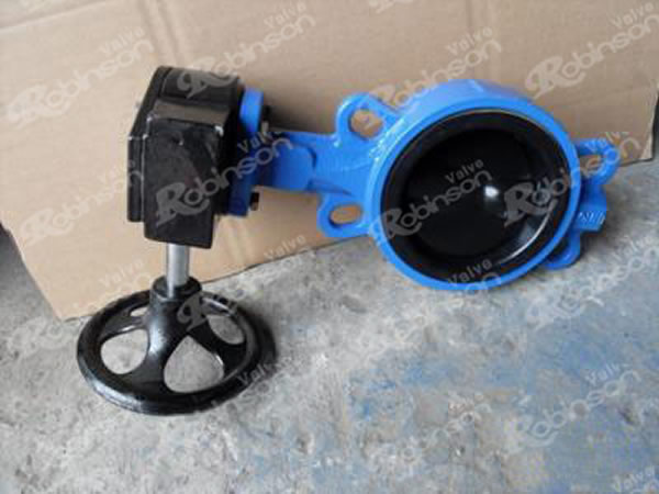Full Epdm Lined Butterfly Valves