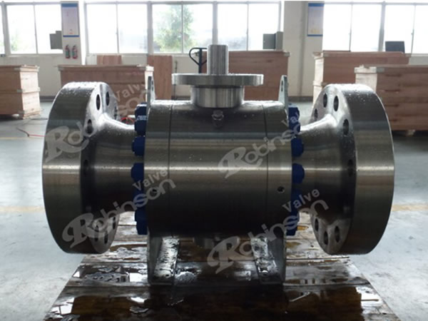 High Pressure Forged Ball Valves Reduced Bore