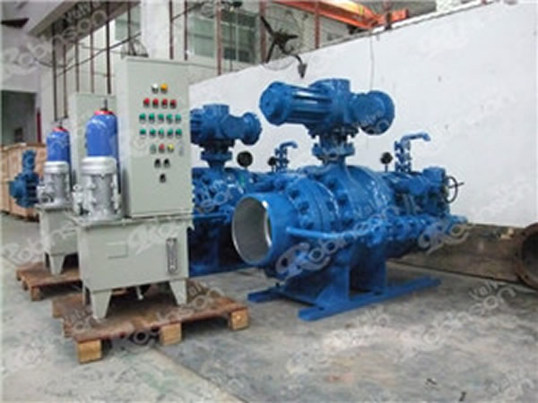 Main Inlet Valve For Turbine Energy Type Hydraulic Ball Valve
