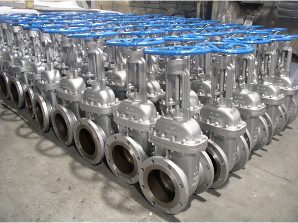Rising Stem Gate Valve Cast