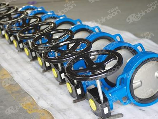 Wafer Lug Type Concentric Butterfly Valve